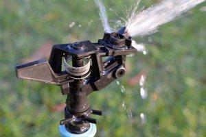 sprinkler repair services